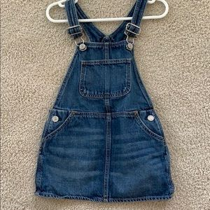 GAP Bottoms - Gap Overall Denim skirt